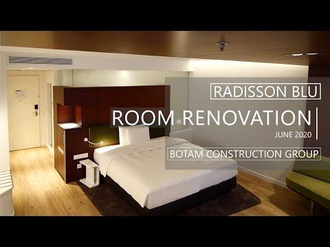 Radisson Blu Iveria - Room Renovation