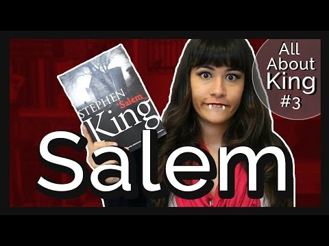 EU LI: Salem (A Hora do Vampiro) {All About King #3} | All About That Book |