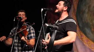 """The Felice Brothers - """"Take This Bread"""" - Radio Woodstock 100.1 - 6/17/14"""
