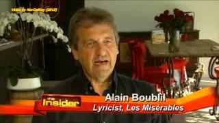 The Susan Boyle ~ Les Misérables Story... where it all began