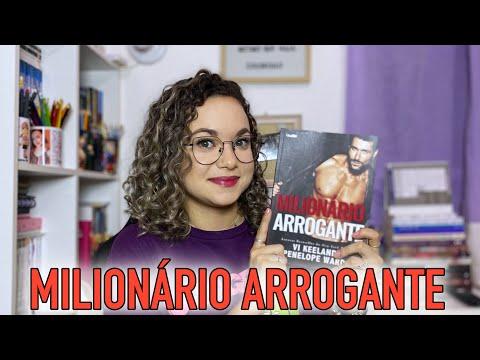 RESENHA MILIONÁRIO ARROGANTE | ED. CHARME
