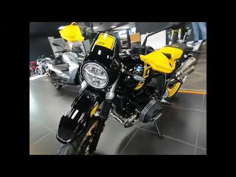 2021 BMW R nineT Urban G/S - 40 Years of GS Edition in West Allis, Wisconsin - Video 1