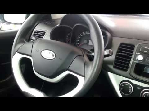 Interior Kia Picanto Ion 2014 video versión Colombia