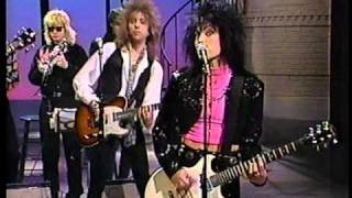"Joan Jett - ""Tulane"" - David Letterman Show - 1988"