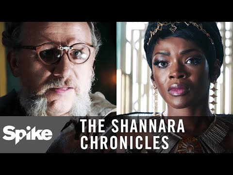 The Shannara Chronicles 2.05 Clip