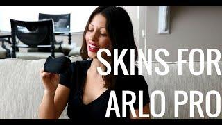 Mini Review: Arlo Pro Silicon Skins by LANMU