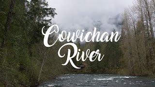 Cowichan River Fly Fishing