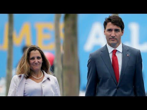 'Easy target' Canada weathers Saudi ire in diplomatic spat