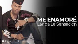 Landa La Sensación - Me Enamore ® (Audio) 'Salsa Urbana'