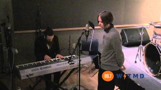 "Death Cab For Cutie - ""Black Sun"" Live at WTMD"
