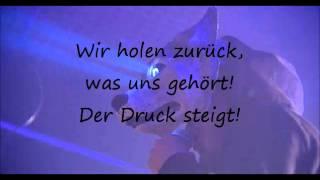 Der Druck steigt (with Lyrics)