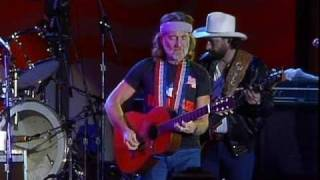 Willie Nelson & Johnny Rodriguez – Forgiving You Was Easy (Live at Farm Aid 1985)