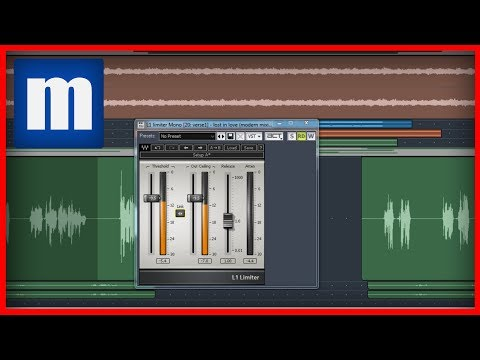 #11.3 – Audio Compression (Limiting) [3/4] – Modern Mixing