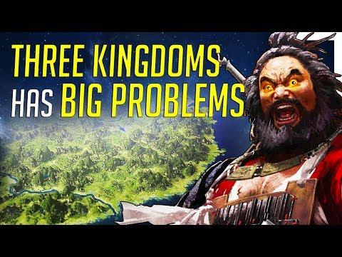Total War: THREE KINGDOMS has BIG PROBLEMS