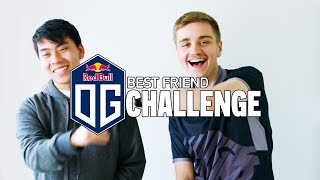 Who's the best Dota player? OG Friend Challenge | The International 2019