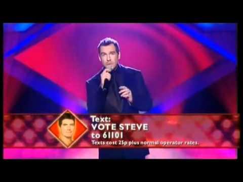 Steve Brookstein Video