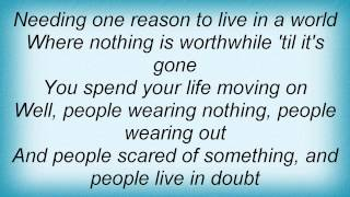 Jon Mclaughlin - People Lyrics
