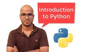 #1 Python Tutorial for Beginners | Introduction to Python