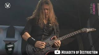 Megadeth   Dystopia [Live At Hellfest 2018]