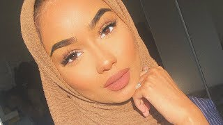 MY EVERYDAY MAKEUP TUTORIAL | SABINA HANNAN