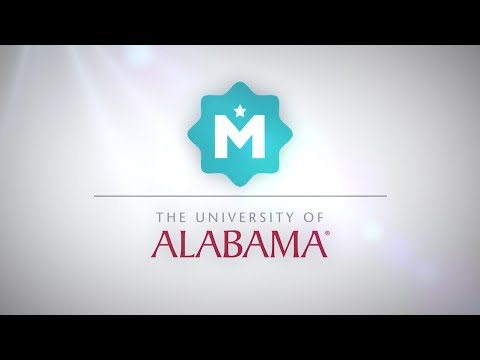 The University of Alabama: Merit Pages (2017)