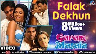 Falak Dekhun Full Video Song | Garam Masala | Akshay