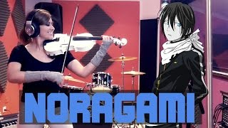 NORAGAMI ❤ VIOLIN ANIME COVER!
