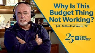 Why Is This Budget Thing Not Working?