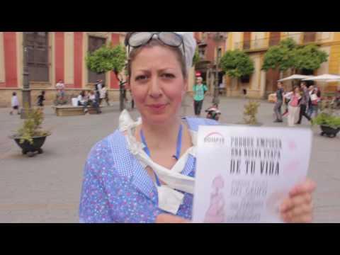 Gymkanas por Sevilla