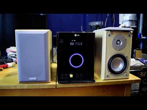 LG FA163 HIFI-IPOD DOKKOLÓ-MP3 CD-RDS TEX RÁDIÓVAL+BLUETOOT+PENDRIVE. - 34900 Ft - (meghosszabbítva: 2959250999) Kép