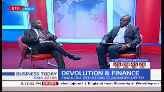 Business Today: Devolution and Finance