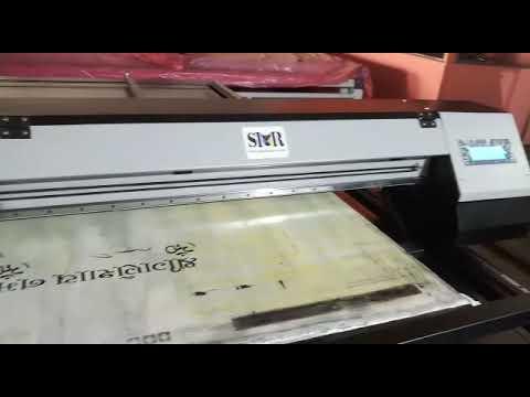 Thermal Flatbed Inkjet Engraver Machine