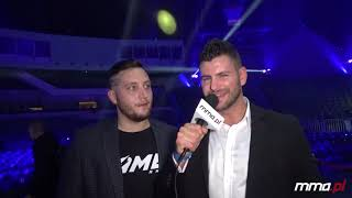 WOJTEK GOLA I BOXDEL PODSUMOWUJĄ FAME MMA 2: CHCEMY Z TYM IŚĆ W ŚWIAT!