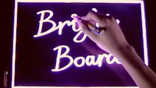 1 how to write light box Writing Board