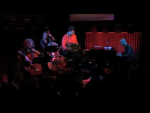 """Tango di Paganini"" by Adam Fisher--Live at Joe's Pub NYC"