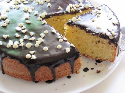 Video Orange Cake Recipe - How To Make Fresh Orange Cake - Cake Recipes - Easter Special   Nisa Homey