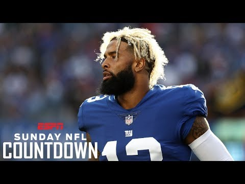 Randy Moss: Odell Beckham Jr. interview will 'blow up' if Giants lose to Panthers   NFL Countdown