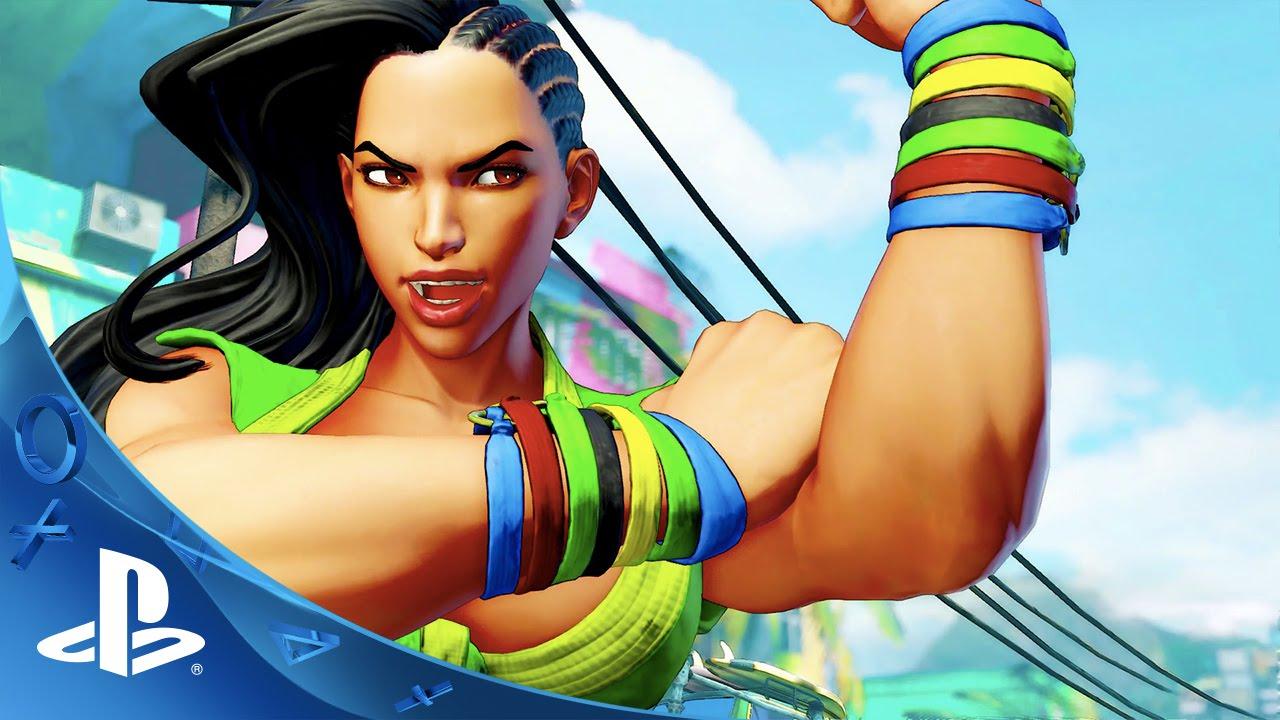 Revelados Detalhes da História de Street Fighter V e da Expansão Cinemática Gratuita