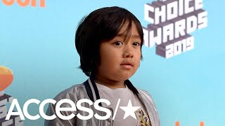 Ryan ToysReview: Inside The Life Of A 7-Year-Old YouTube Millionaire   Access