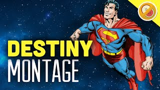 """Superman Charged"" : Destiny Fist of Havoc Montage (Funny Gaming Moments)"