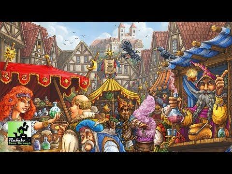 Rahdo Runs Through►►► The Quacks of Quedlinburg