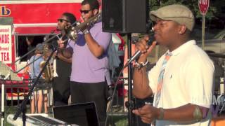 BloomTV: Dante Pope At Petworth Jazz Festival