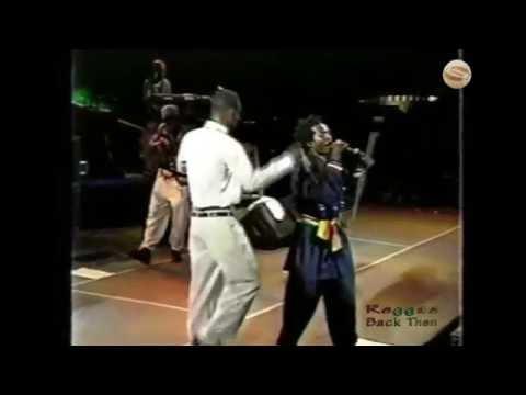 Merciless AT Reggae Sunsplash 1996