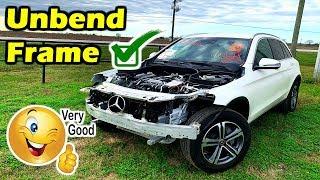 Rebuilding My Wife's New 2019 Mercedes Benz GLC 300 Part 3