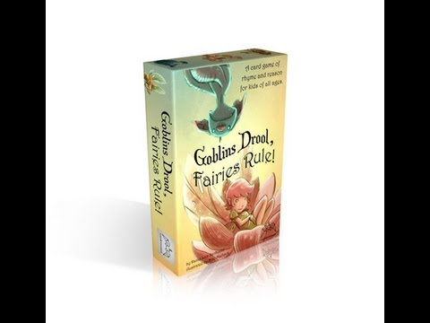 Off The Shelf Board Game Reviews Presents - Goblins Drool, Fairies Rule!