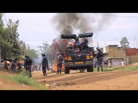 One killed in protest over state of the roads in Kikyusa