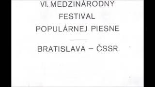 Bratislavská lýra 1971 – Galakoncert