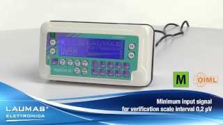 Weight Indicators with Graphic display  WDESK G