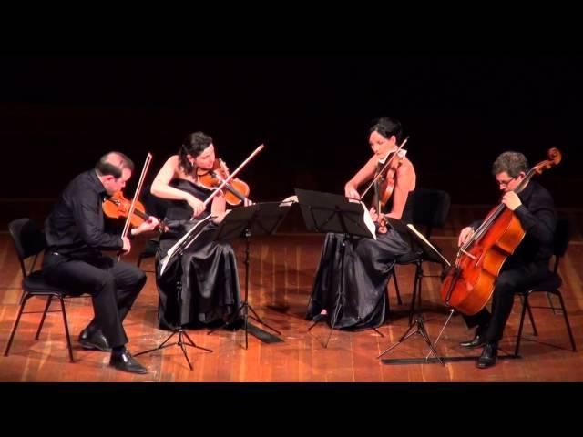Schubert: Quartet No. 15 in G maj. D. 887 (IV mov.)