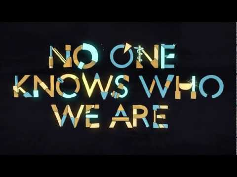 Swanky Tunes - No One Knows Who We Are (feat. Lights & Kaskade)